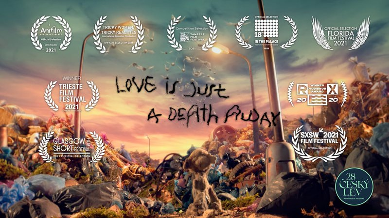 Love Is Just a Death Away