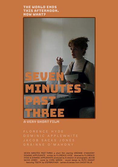 Seven Minutes Past Three