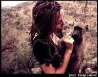 Baboon Woman