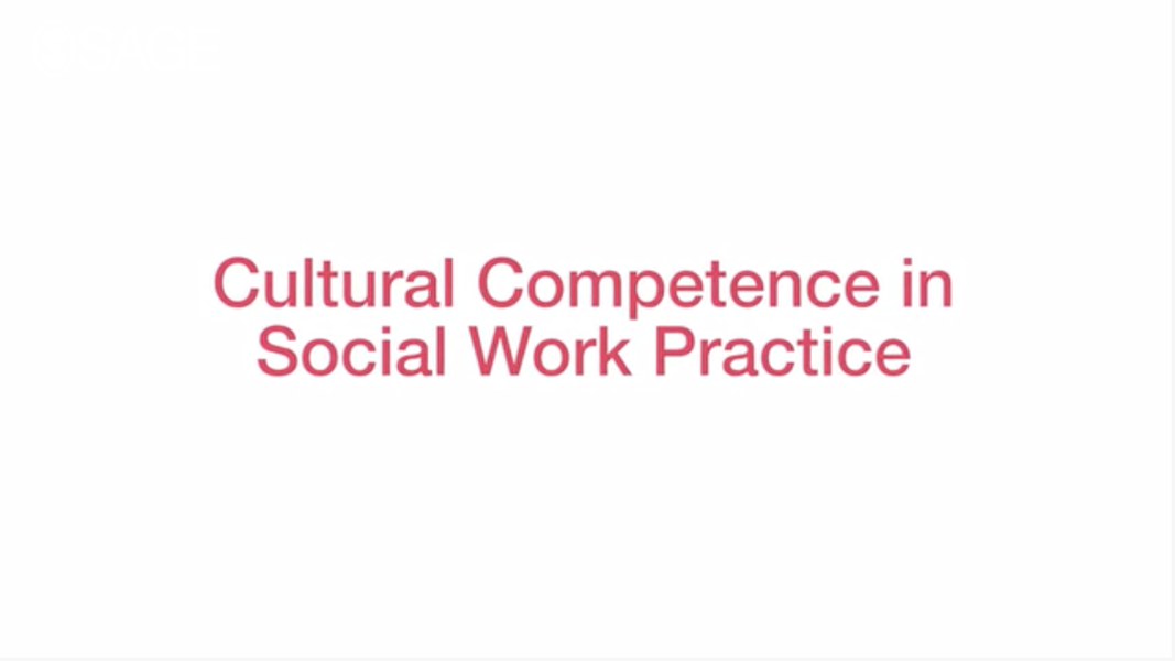 SAGE Publishing Social Work Videos