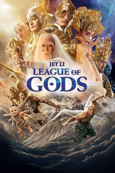 League of Gods (Feng shen chuan qi)
